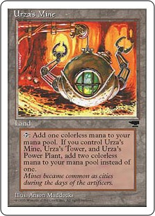 Urza's Mine (Sphere)(MP)
